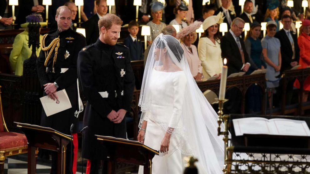 royal wedding 2018  top moments you may have seen and may