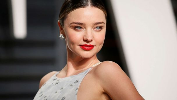 PHOTO: Miranda Kerr attends the Oscars Vanity Fair Party in Beverly Hills, Calif., Feb. 26, 2017.