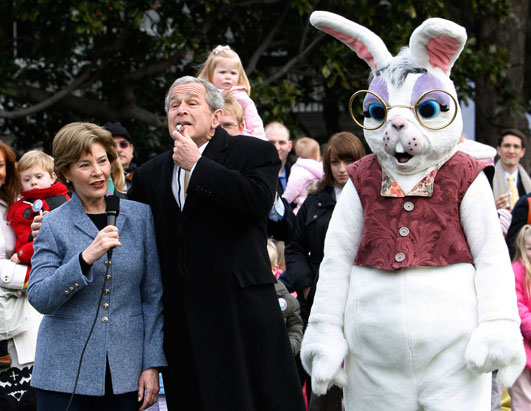 White House Easter Egg Hunt