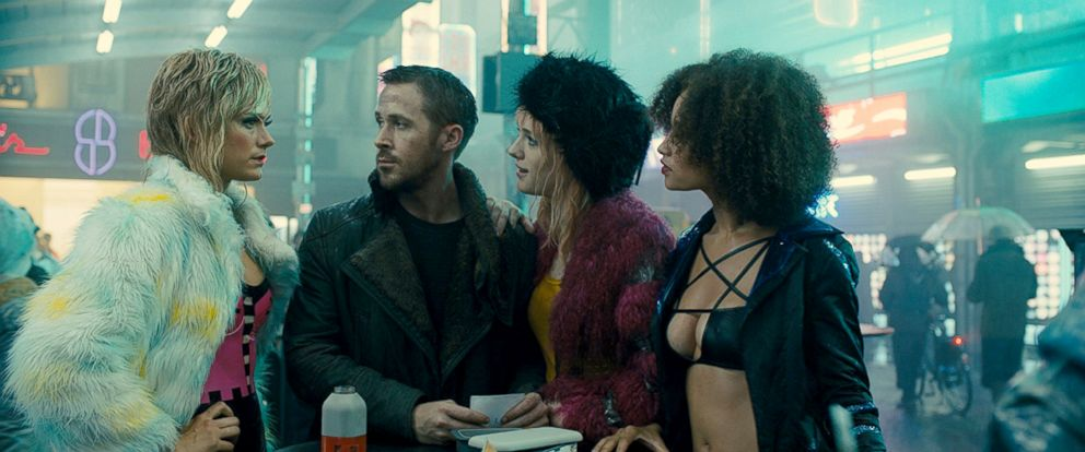 "PHOTO: Ryan Gosling in a scene from ""Blade Runner 2049."""