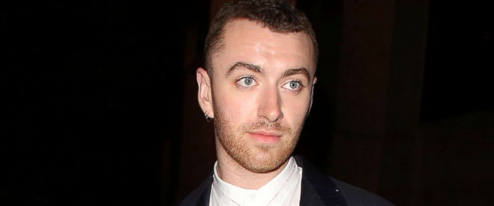 PHOTO: Sam Smith Attends An Event In London, Oct. 12, 2017. Part 31