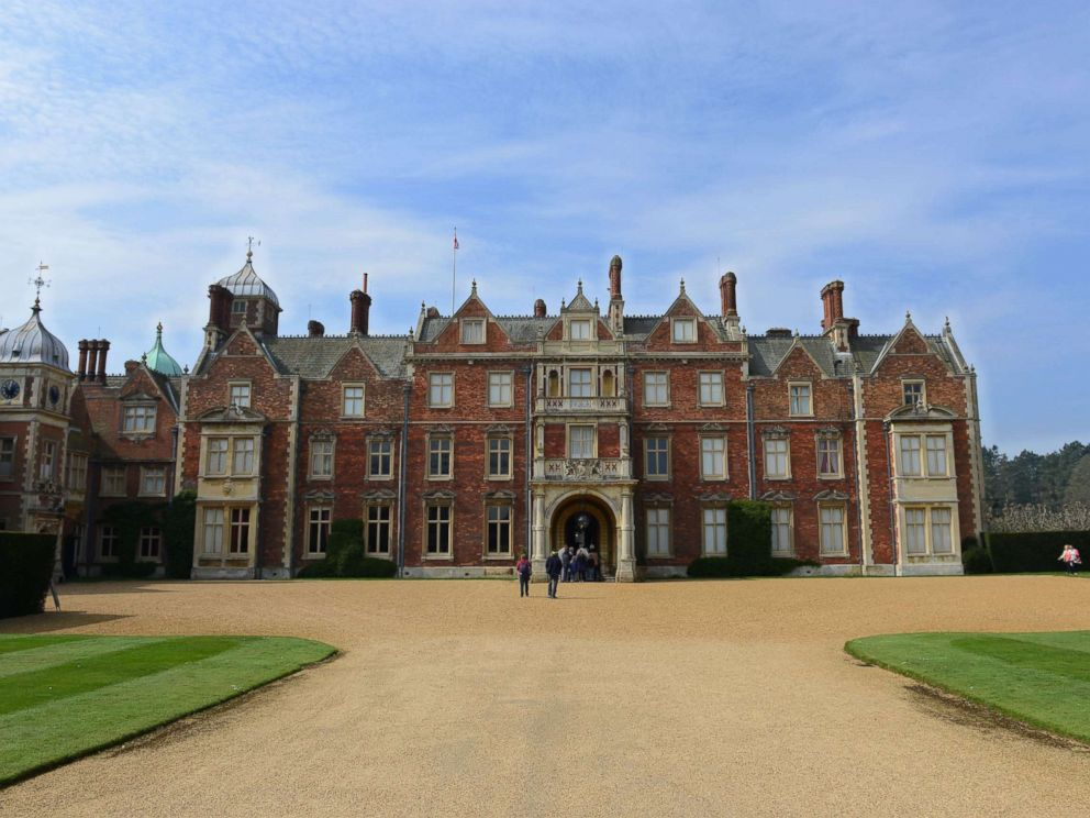 PHOTO: A view of The Church of St Mary Magdalene on Queen Elizabeth IIs Sandringham Estate, June 5, 2015, in Norfolk, England.