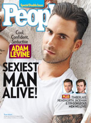People's Sexiest Man Alive From 1985 - Present