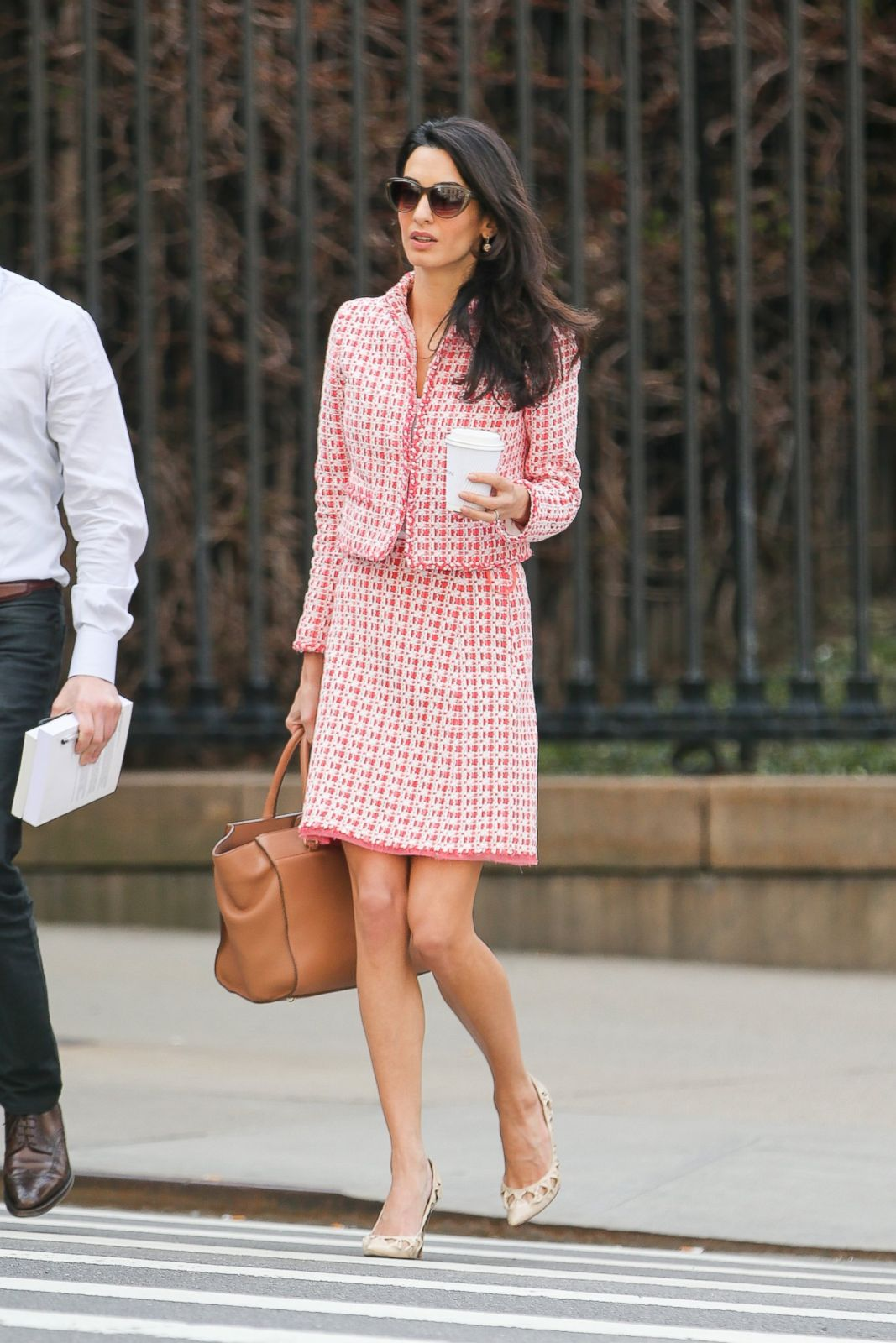 Amal Clooney — Latest News, Images and Photos — CrypticImages