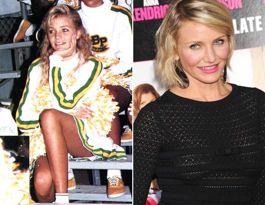 Who Is This Famous High School Cheerleader?
