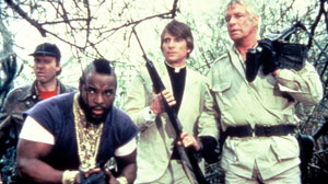The A-Team: Where