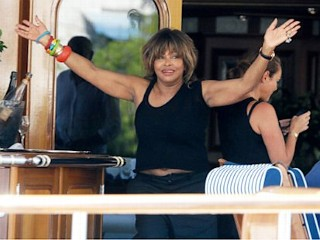 Photos: Tina Turner Still Turning Heads