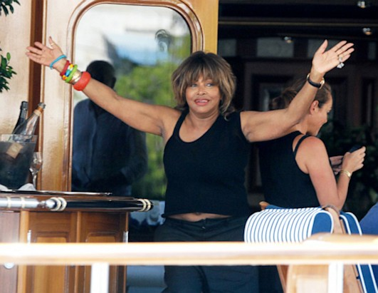 Tina Turner Celebrates 72nd Birthday