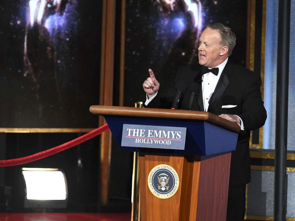 How The 2017 Emmys Got Political Abc News