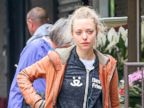 Amanda Seyfried Steps Out with Her Pup