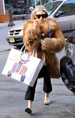 J.Lo Goes Metallic