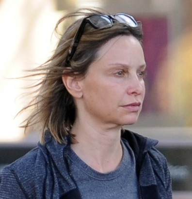 Calista Flockhart Is a Natural Beauty