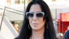 Cher Wears Lace in St. Tropez