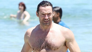 Whoa! Hugh Jackman Looks More Ripped Than Ever