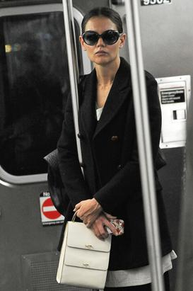 Celebrities Ride The Subway