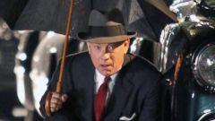 Tom Hanks Shoots a Cold War Spy Thriller