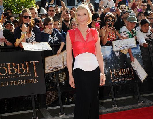 The Hobbit World Premiere