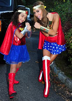 Trick or Treat Celebrity Style