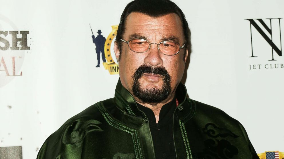 Steven Seagal responds to sexual  assault  allegations from women