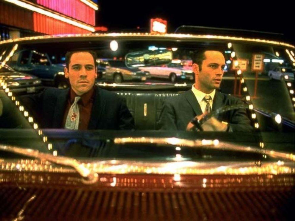 PHOTO: Jon Favreau and Vince Vaughn in Swingers, 1996.