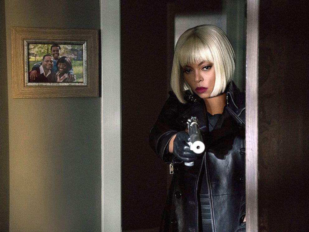PHOTO: Taraji P. Henson in a scene from the movie Proud Mary, 2018.