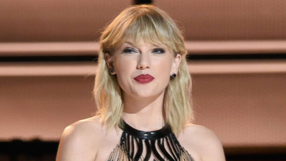 Taylor Swift calls groping trial fight for anyone 'silenced by sexual assault'