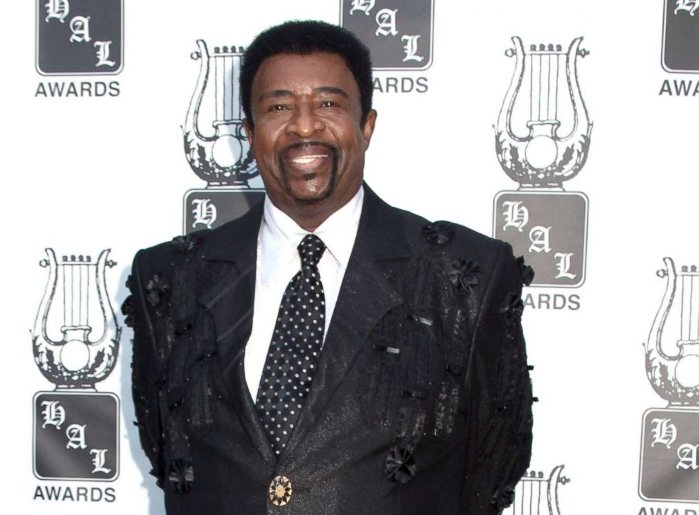 PHOTO: Dennis Edwards of The Temptations attends the 24th Annual Heroes And Legends Awards at Beverly Hills Hotel, Sept. 22, 2013, in Beverly Hills, Calif.