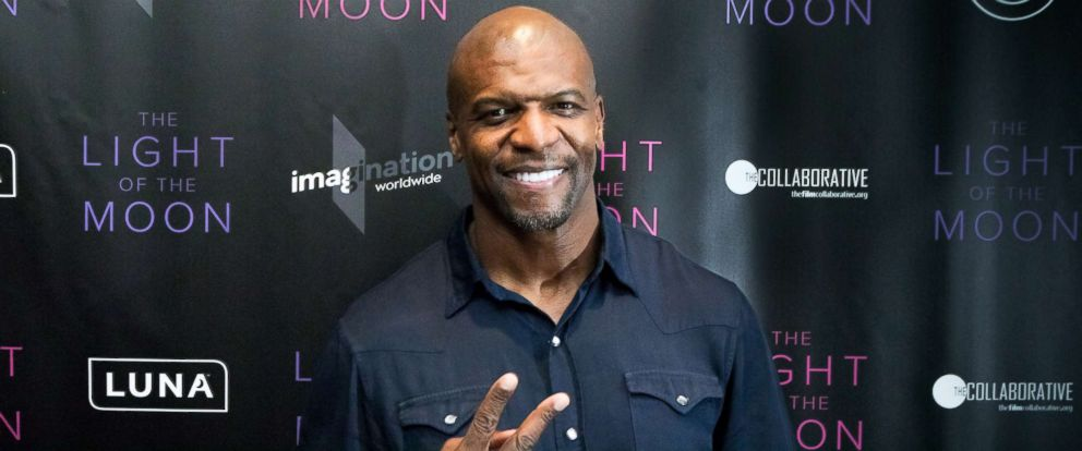 """PHOTO: Terry Crews attends the """"The Light Of The Moon"""" Los Angeles premiere at Laemmle Monica Film Center, Nov. 16, 2017, in Santa Monica, Calif."""