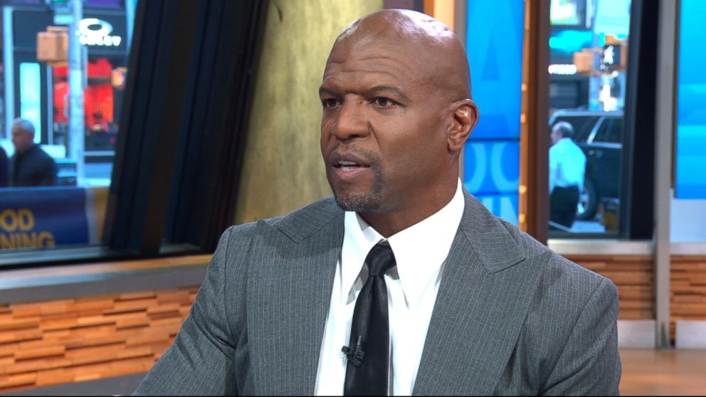 Terry Crews on his fight against sexual harassment: 'This gives my life meaning'