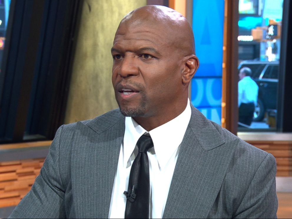 PHOTO: Terry Crews speaks out on Good Morning America about an alleged incident in which he says a high-level Hollywood executive groped him at a party.