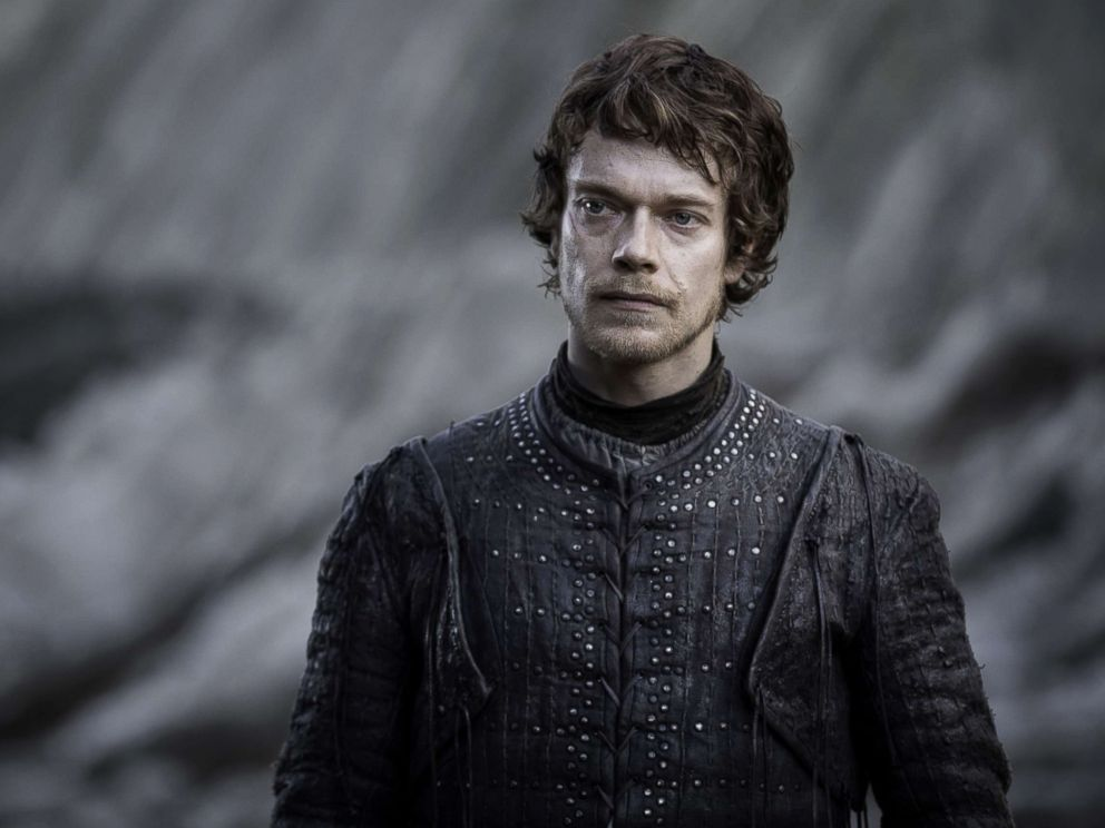 PHOTO: Alfie Allen portrays the character Theon Greyjoy in Game of Thrones.
