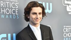 'PHOTO: Timothee Chalamet attends The 23rd Annual Critics' Choice Awards on Jan. 11, 2018, in Santa Monica, Calif.' from the web at 'http://a.abcnews.com/images/Entertainment/timothee-chalamet-gty-jpo-180116_16x9t_240.jpg'