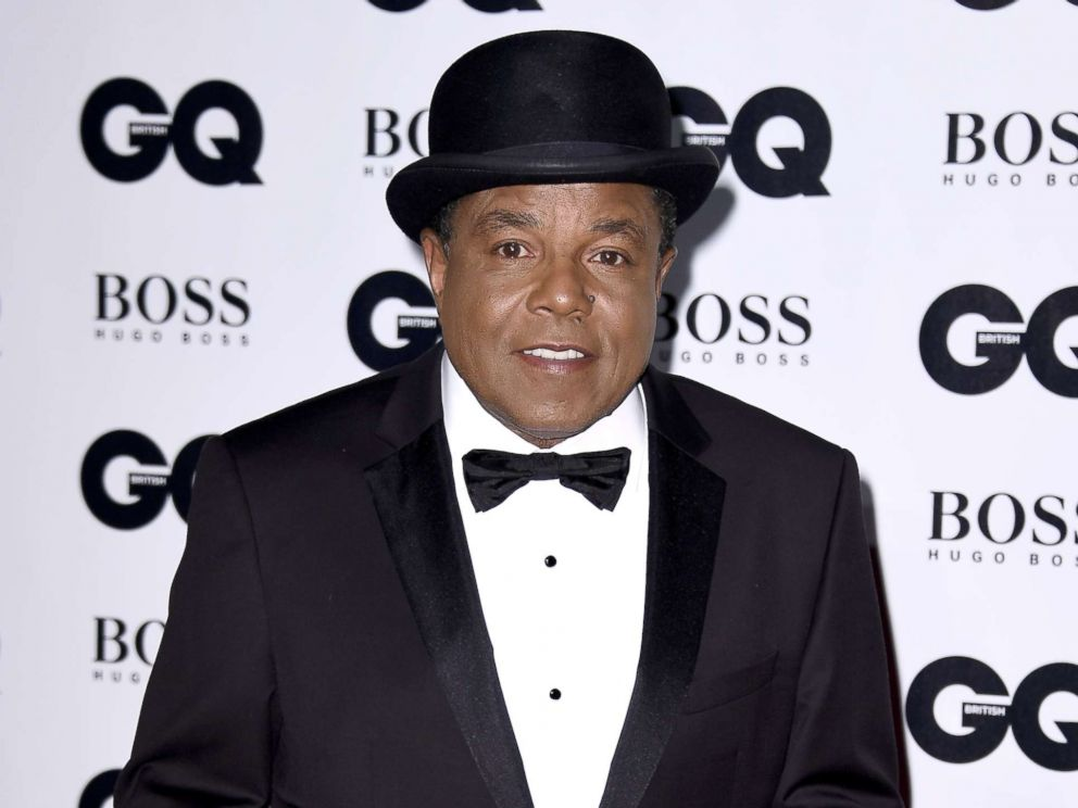 PHOTO: Tito Jackson attends the GQ Men Of The Year Awards at the Tate Modern, Sept. 5, 2017, in London.
