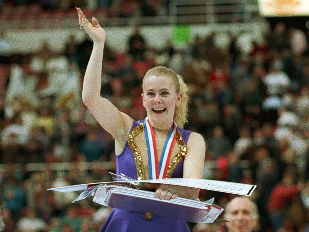 Tonya Harding dumped by agent for plan to fine journalists