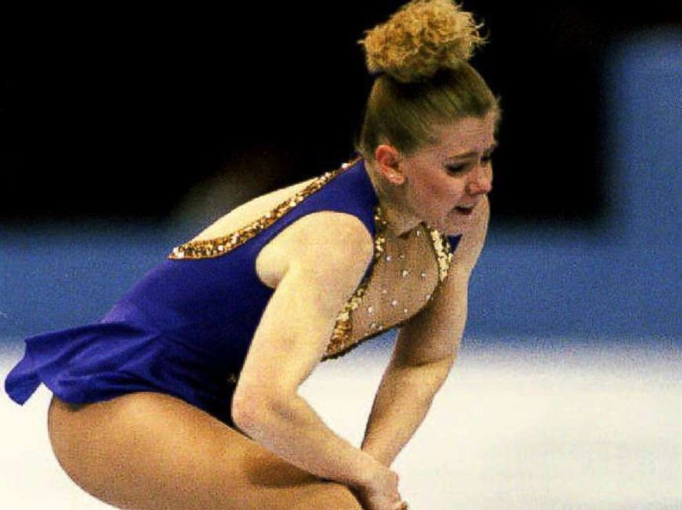 Chris Wilkins  AFP  Getty Images Tonya Harding skates her way to victory Jan. 8 1994 at the U.S. Figure Skating Championships in Detroit Mich