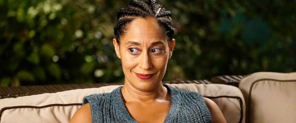 "PHOTO: In this image released by ABC, Tracee Ellis Ross appears in a scene from ""black-ish."""