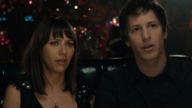 VIDEO: Rashida Jones and Andy Samberg play a divorcing couple in Sony Pictures comedy.