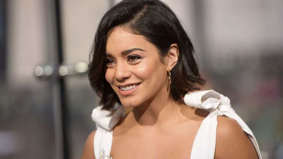 Vanessa Hudgens reflects on 'High School Musical' 10 years later