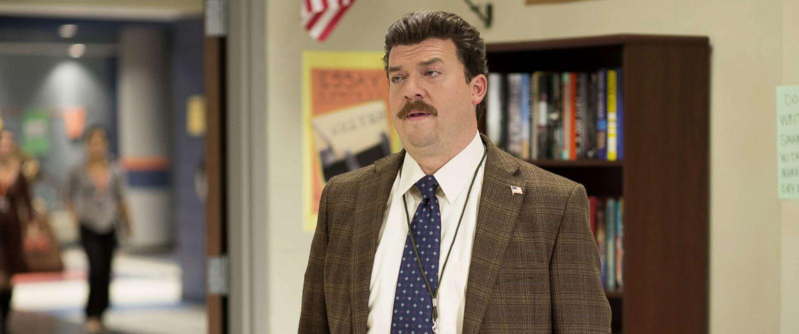 """PHOTO: Danny McBride in a scene from """"Vice Principals."""""""