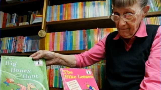 VIDEO: Jan Berenstain wrote and illustrated the books with her husband, Stan.