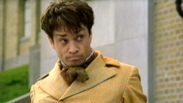 VIDEO: California police say Chris Kattan was arrested after crashing into a Department of Transportation vehicle.