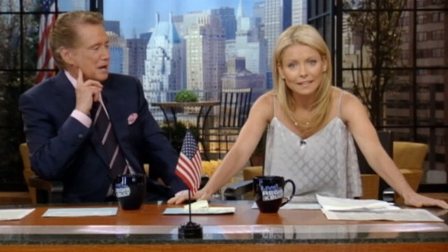 "VIDEO: ""Live! With Kelly"" show hires unspecified, permanent co-host to replace Regis Philbin."