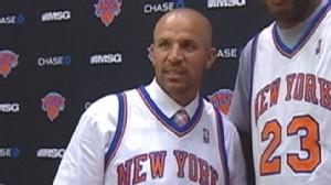 New York Knicks' Jason Kidd Arrested on DWI Charge