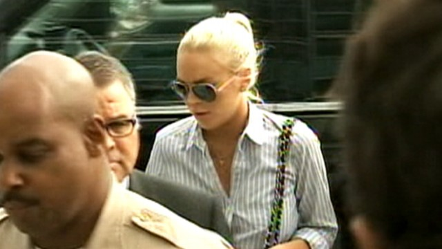 VIDEO: Judge rules that Lindsay Lohan didn't violate probation stemming from 2007 DUI case.
