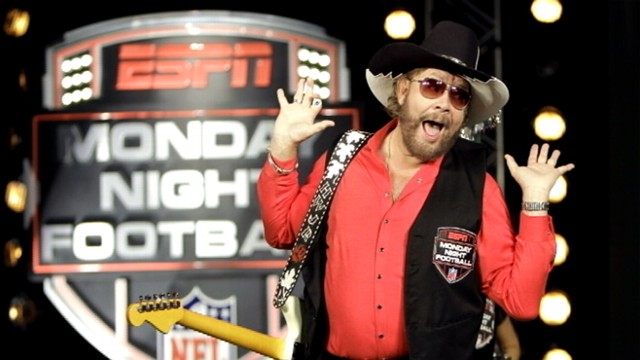 VIDEO: ESPN drops Hank Williams song days after he compared President Obama to Hitler.