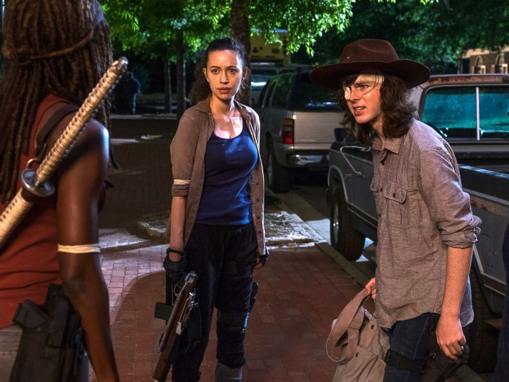 'The Walking Dead' midseason finale ends with shocking twist [Spoiler alert!]