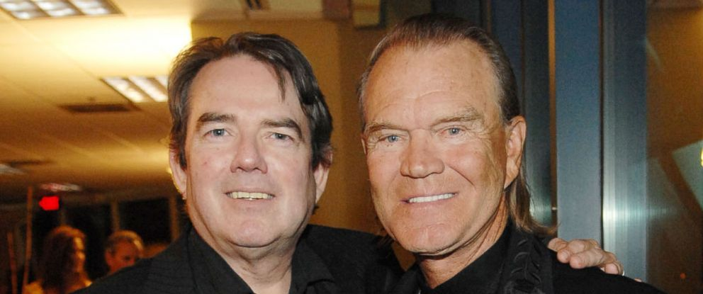 PHOTO: Jimmy Webb and Glen Campbell attend the 44th Annual ASCAP Country Music Awards - After Party at BellSouth Building in Nashville, Tenn.