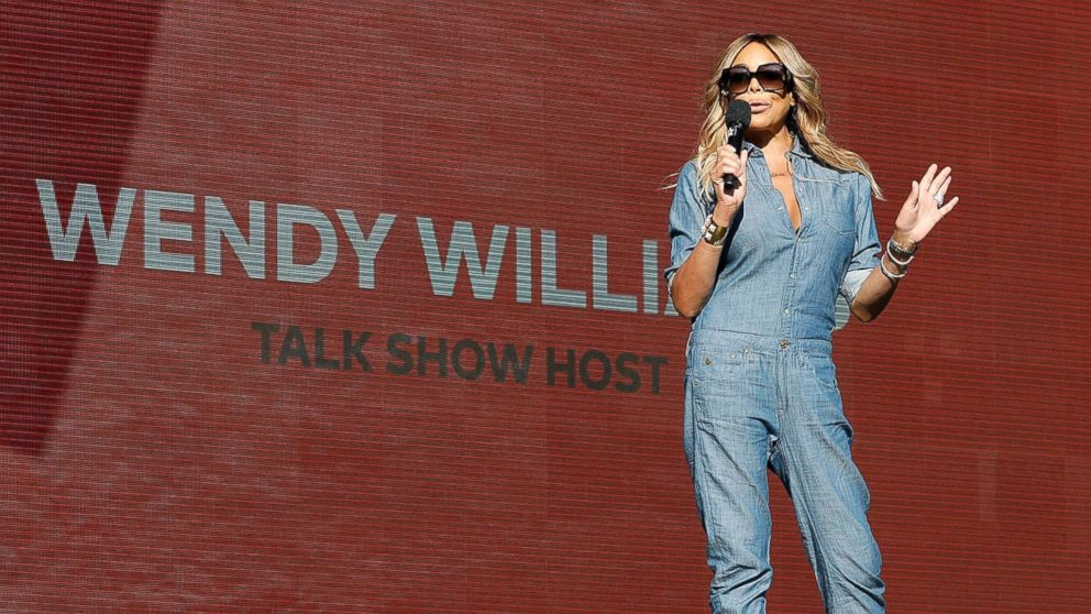 'It felt like I was the middle of a fire': Wendy Williams recounts overheating, fainting, on live TV