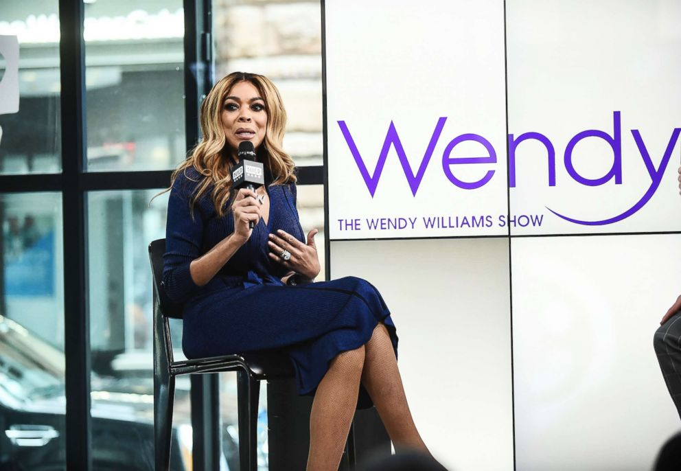 Wendy Williams reveals Graves' disease diagnosis