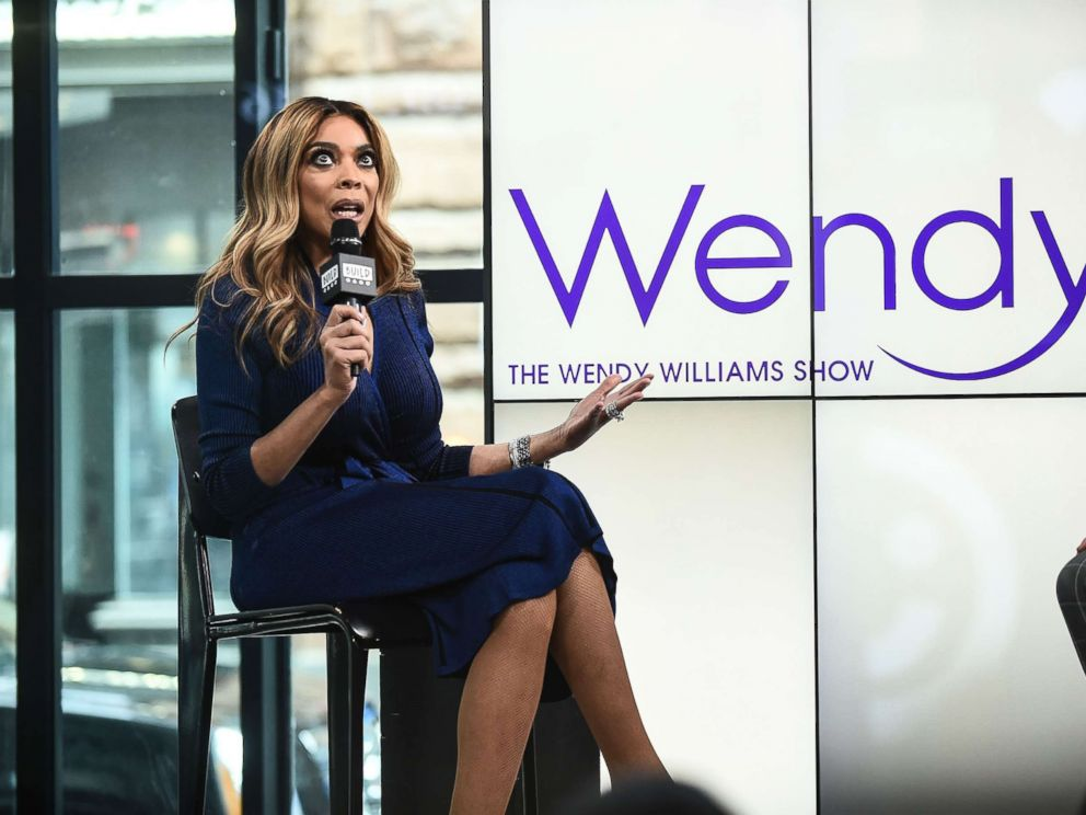 PHOTO: Wendy Williams attends the Build Series to discuss her daytime talk show The Wendy Williams Show at Build Studio on April 17, 2017 in New York.